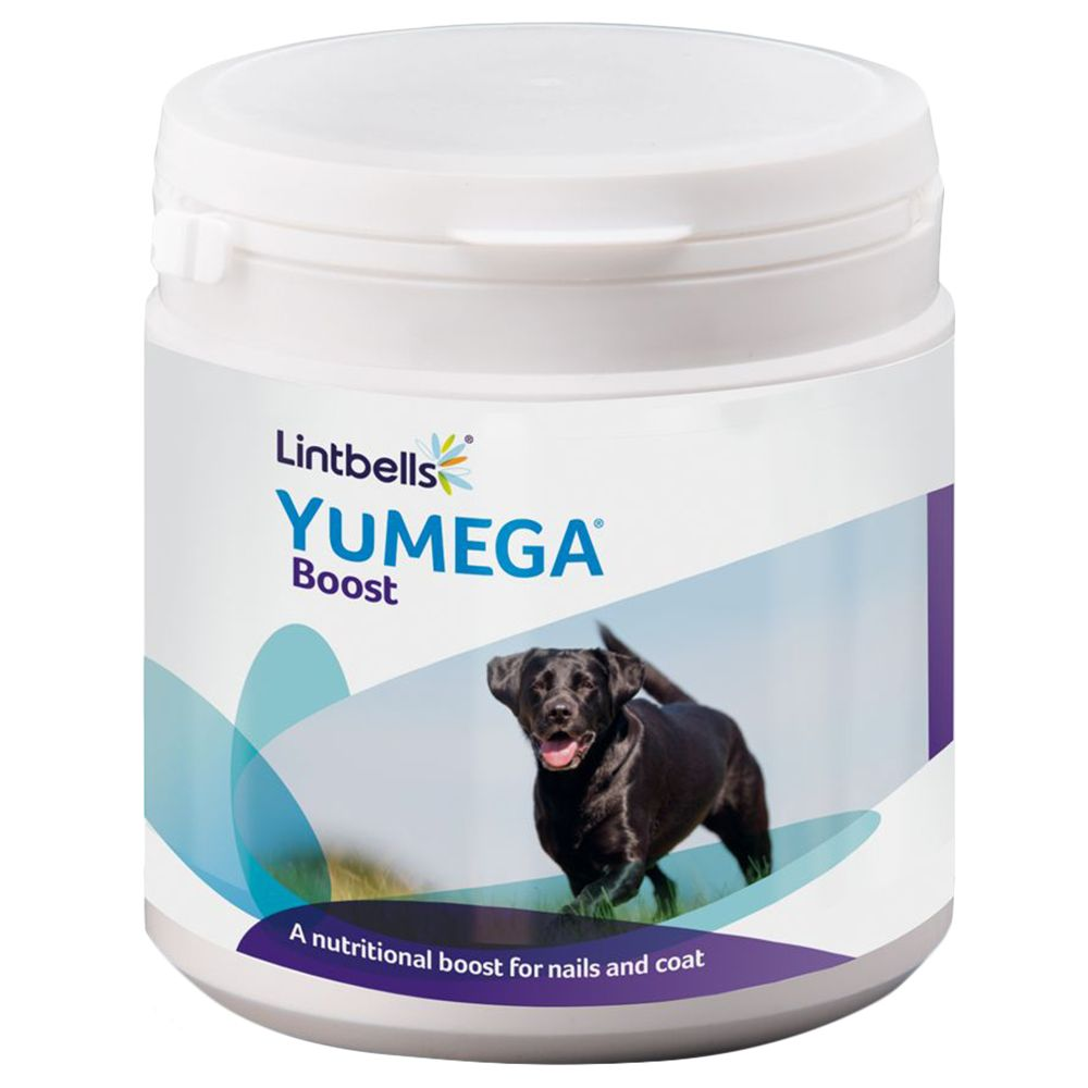 Lintbells YuMEGA Dog Boost Supplement
