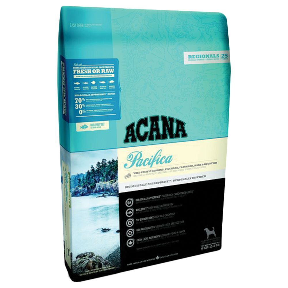 Acana Regionals Pacifica Dry Dog Food - 6kg
