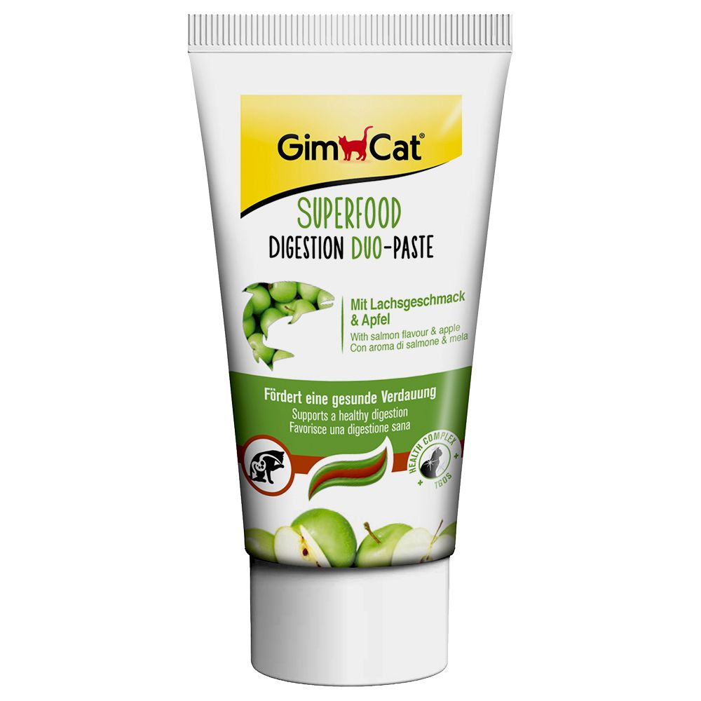 GimCat Superfood Digestion Duo Cat Paste - 50g
