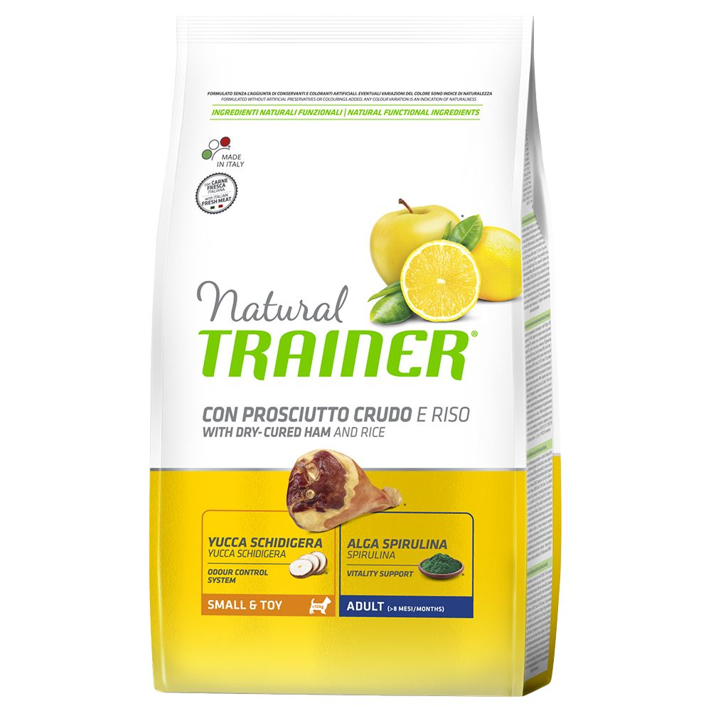 Chien Croquettes Nova Foods Trainer Natural Mini