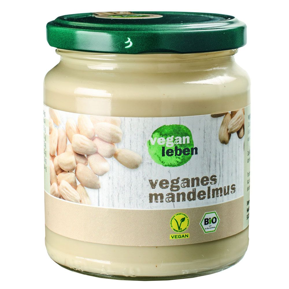 Image of Vegan Leben Bio Mandelmus - 250 g