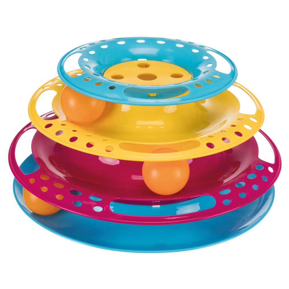 Trixie Plastic Play Tower