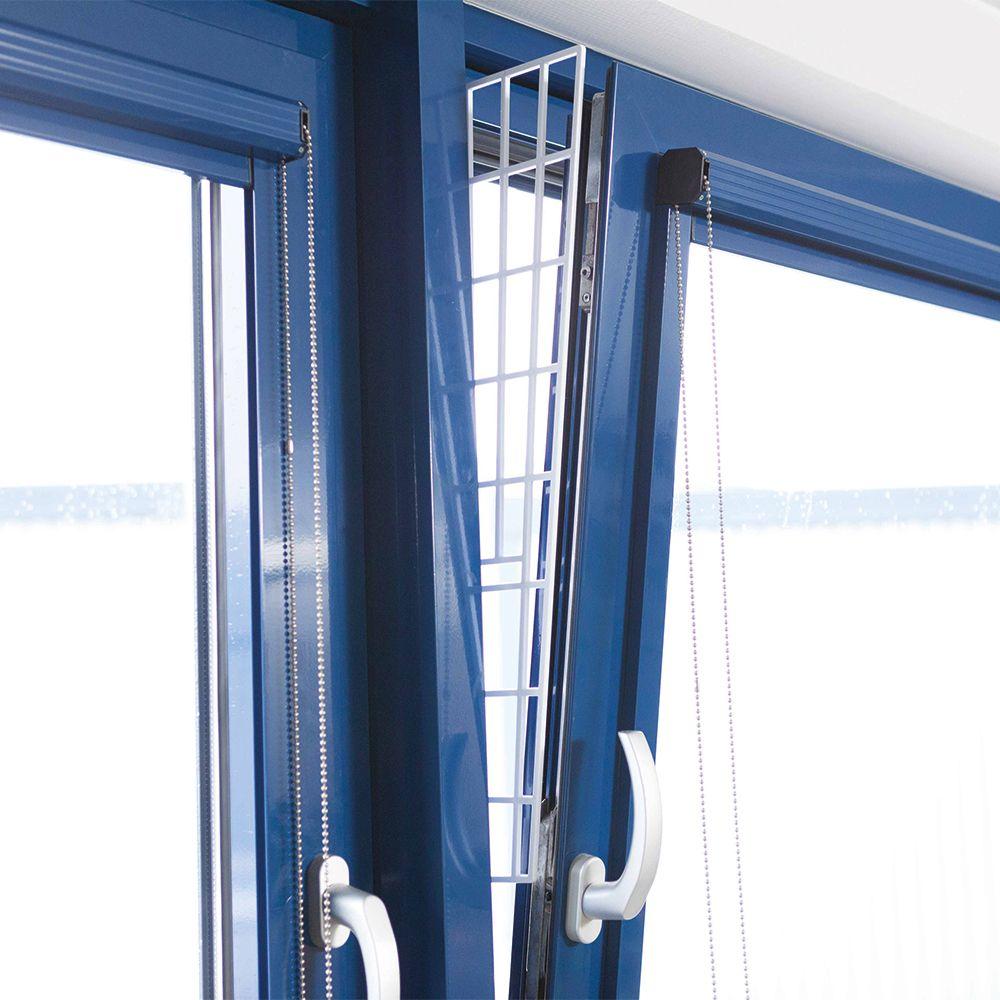 Kratka ochronna na uchylone okno Trixie, część boczna - 1 szt