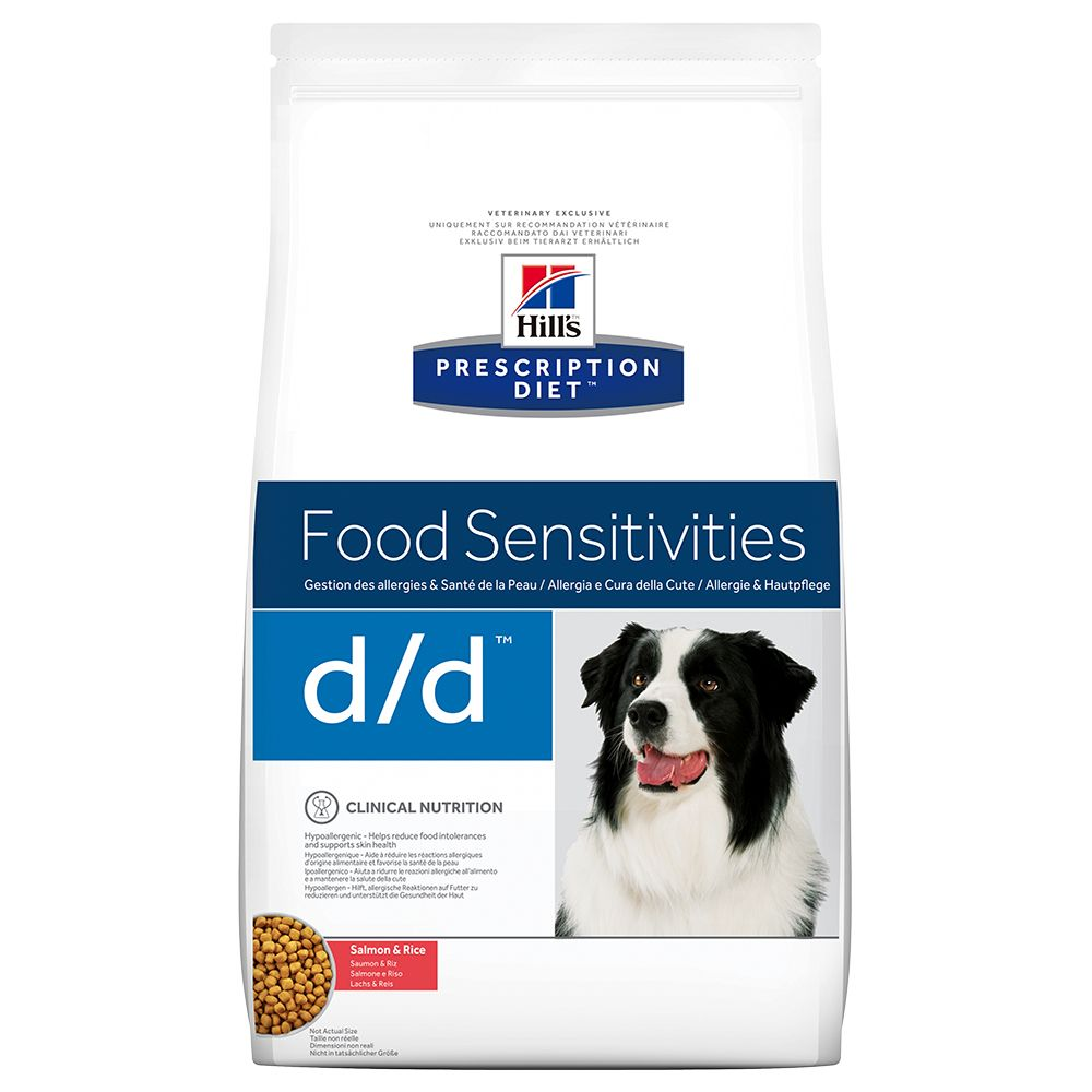 Food Sensitivities Salmon Hill's Prescription Diet Dog Food