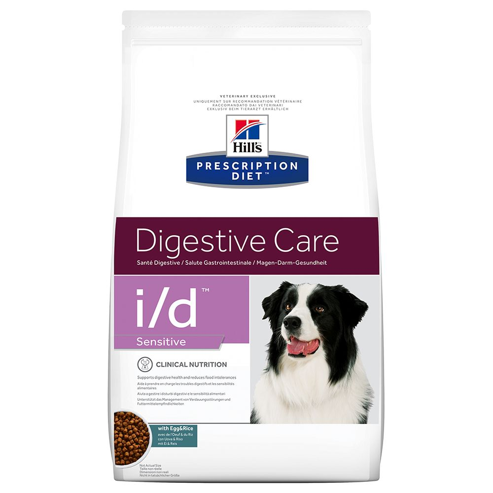2x12kg i/d Sensitive Digestive Care Hill's Prescription Diet Dog Food