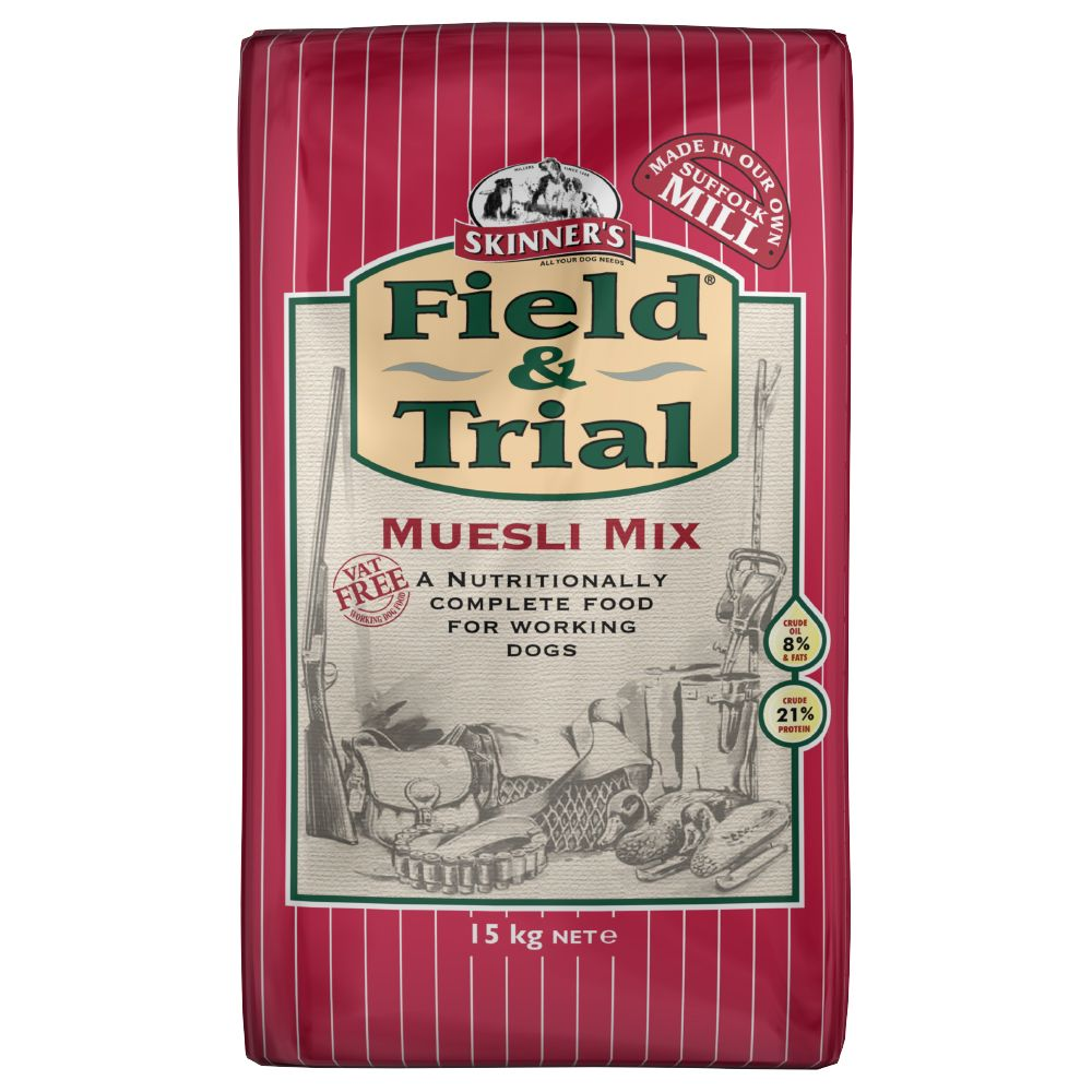 Muesli Mix Field & Trial Skinner's Dry Dog Food