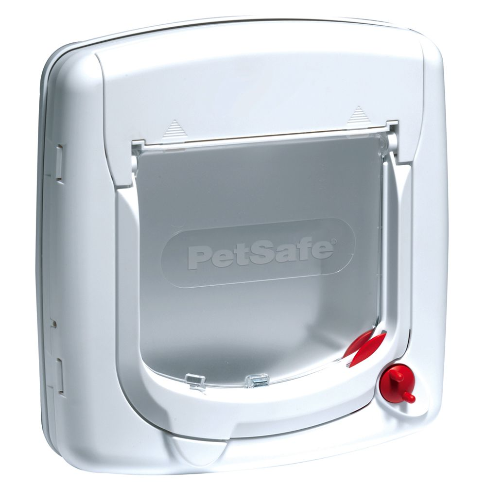 Staywell Manual 4-Way Locking Deluxe Cat Flap