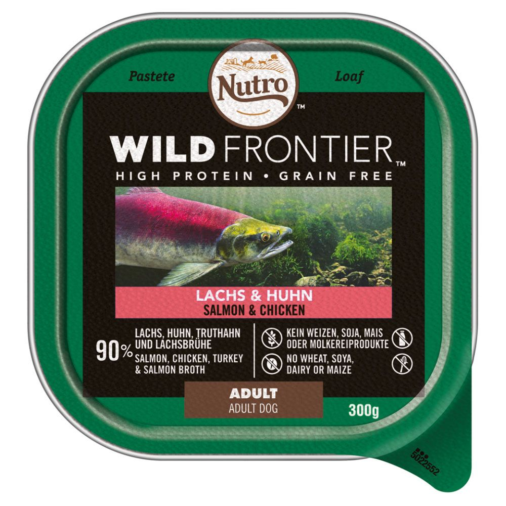 300g Nutro Wild Frontier Dog Wet Food