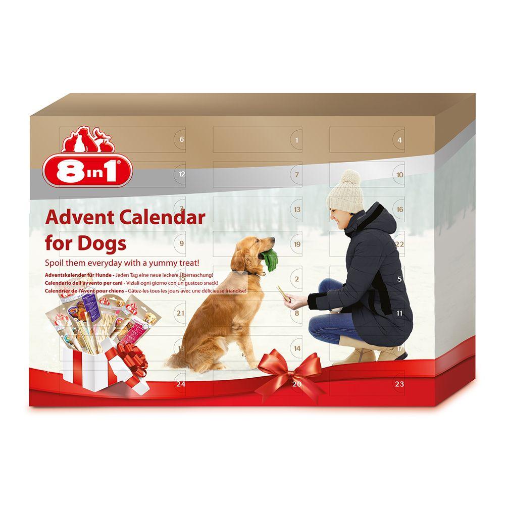 Image of 8in1 Adventskalender - 24 Snacks