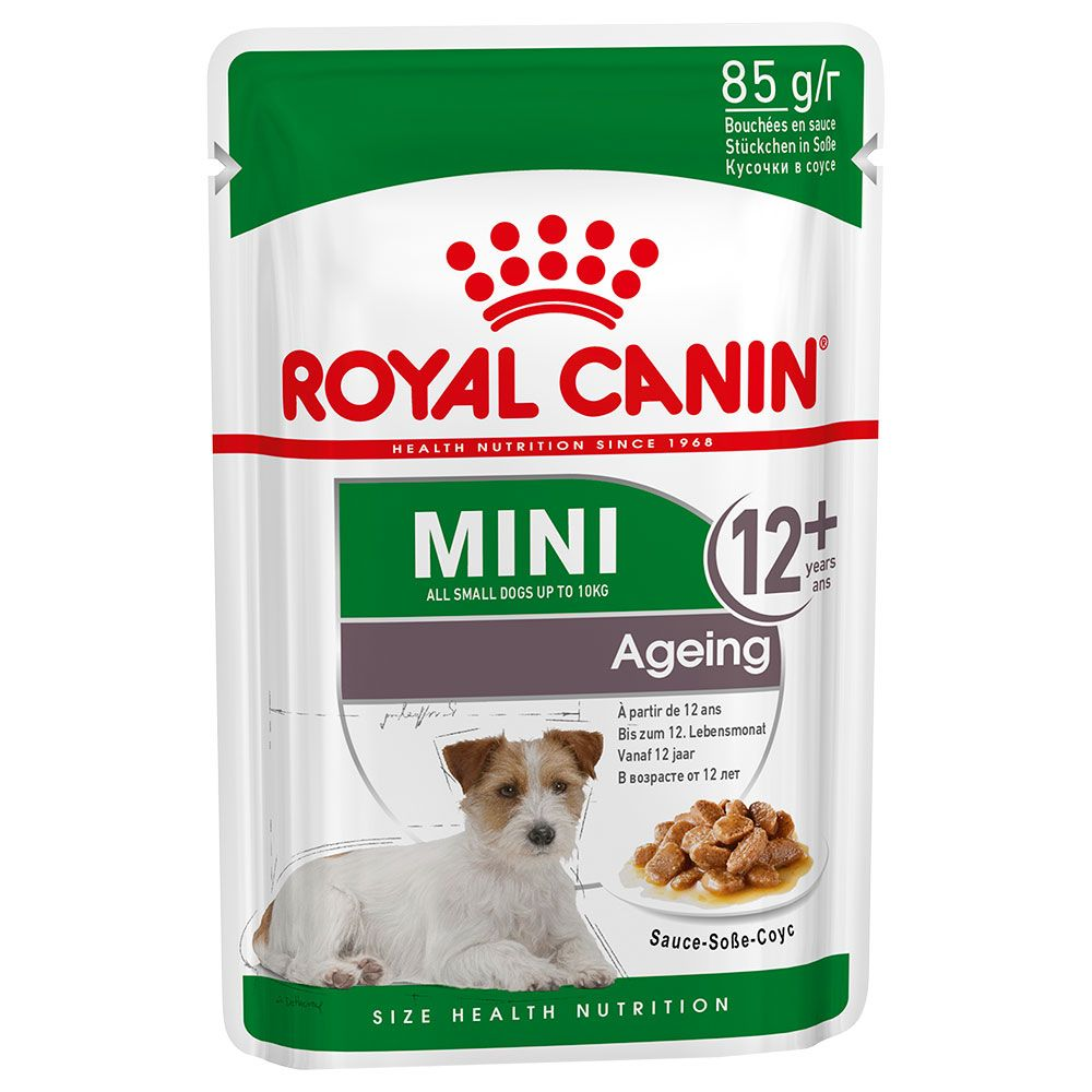 Ageing Mini Royal Canin Wet Dog Food