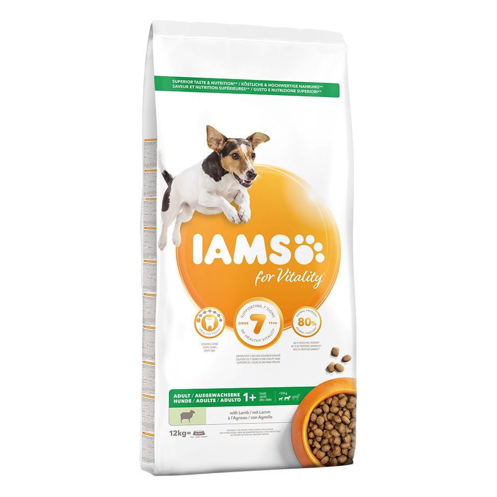 IAMS for Vitality Adult Small & Medium Dog