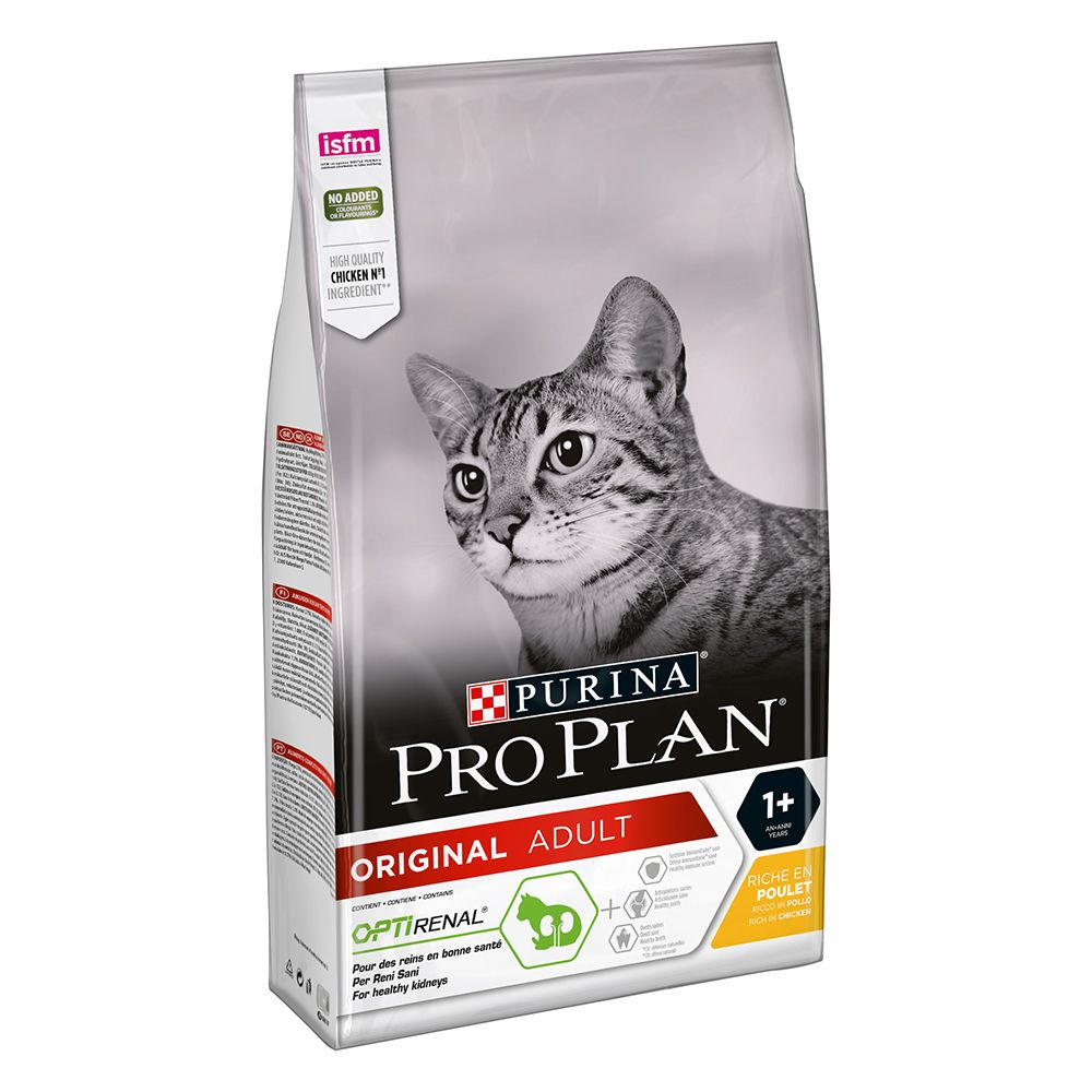 Pro Plan Original Adult Rich in Chicken 10 kg