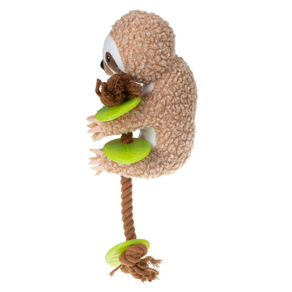 Sloth Dog Toy - 1 Toy