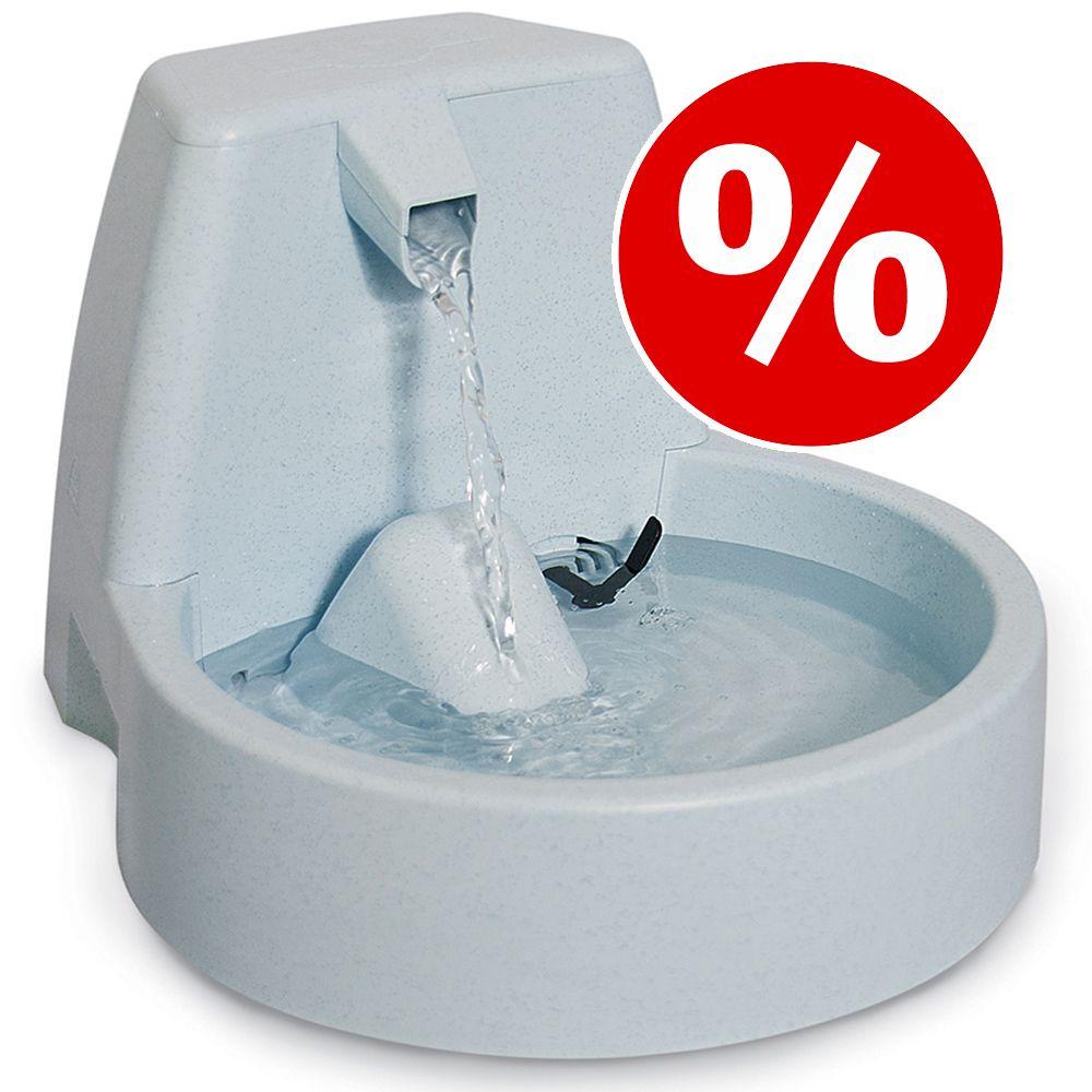 10 % rabatt på vattenfontäner från PetSafe®! - Drinkwell® Platinum vattenfontän 5l