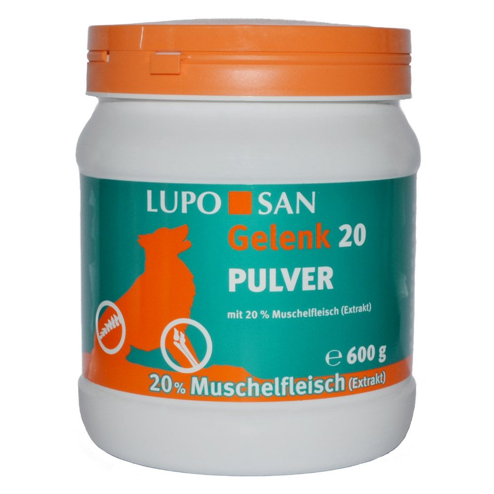 LUPOSAN Joint 20 Powder Dog Supplement