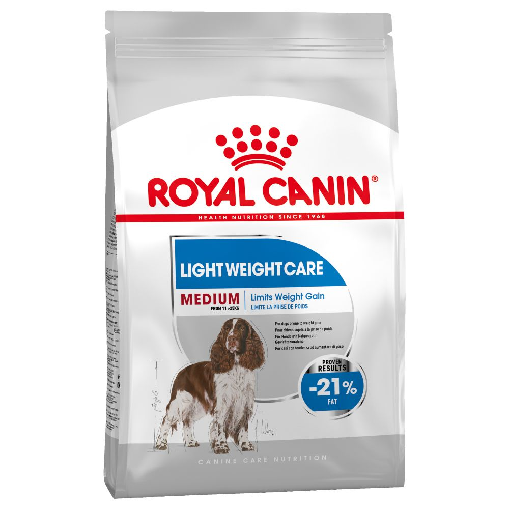 Medium Light Royal Canin Dry Dog Food