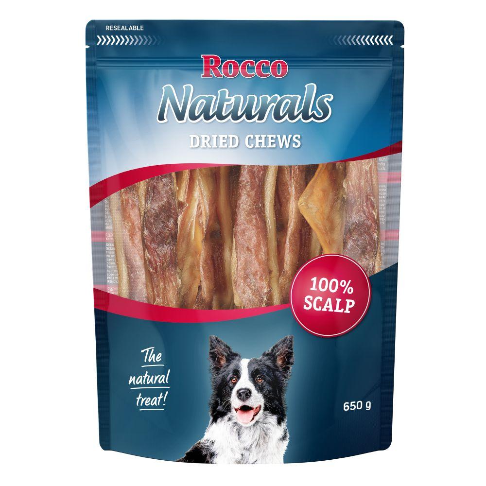 650g Beef Scalp Rocco Dog Chews