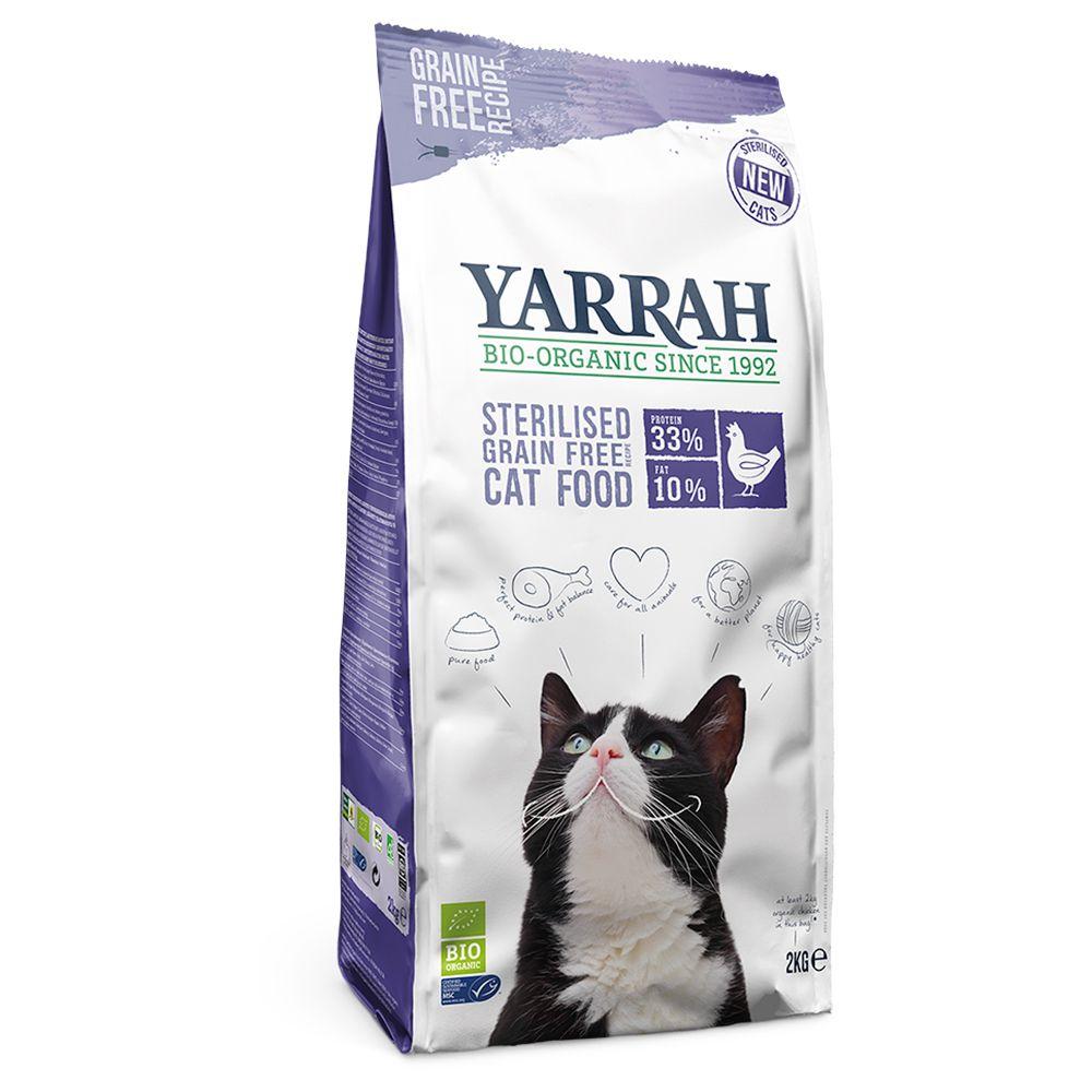 Yarrah Organic Sterilised - 2 kg