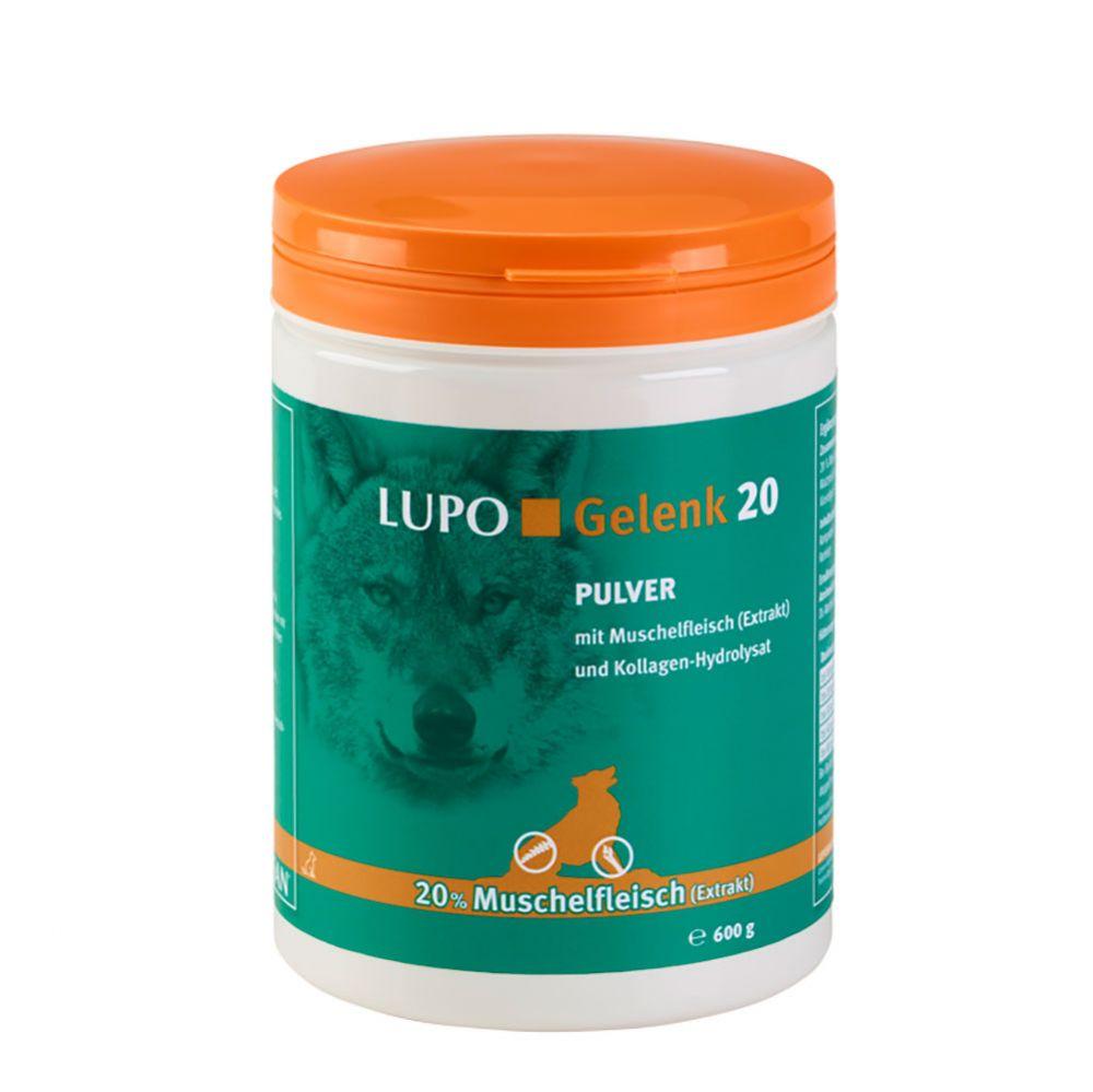 1000g LUPO Articulations 20 en poudre - pour chien