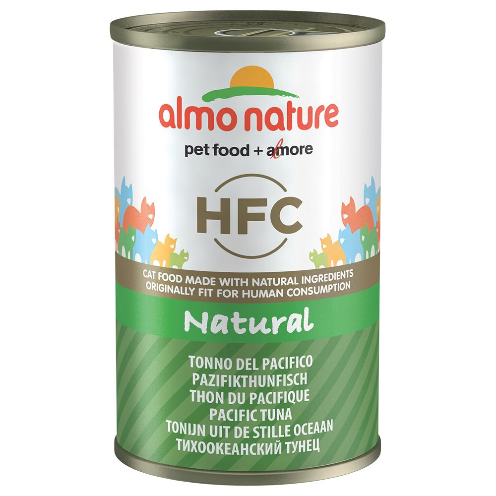 12x140g Chicken Breast Saver Pack Almo Nature Classic Wet Cat Food