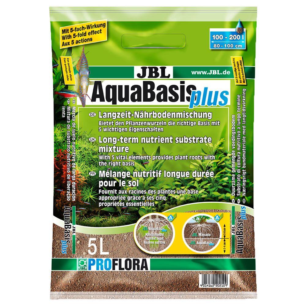 JBL AquaBasis plus - 5 l für 100 l Aquarium