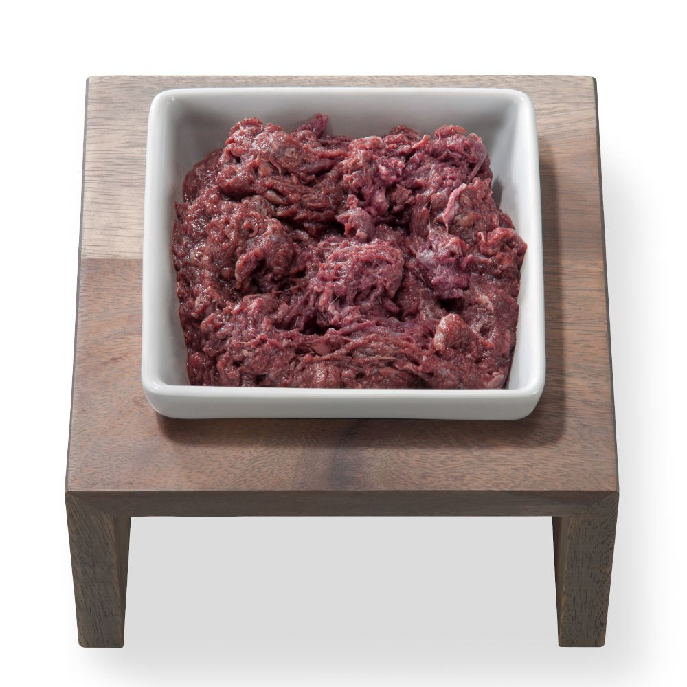 proCani Pure Venison Raw Dog Food