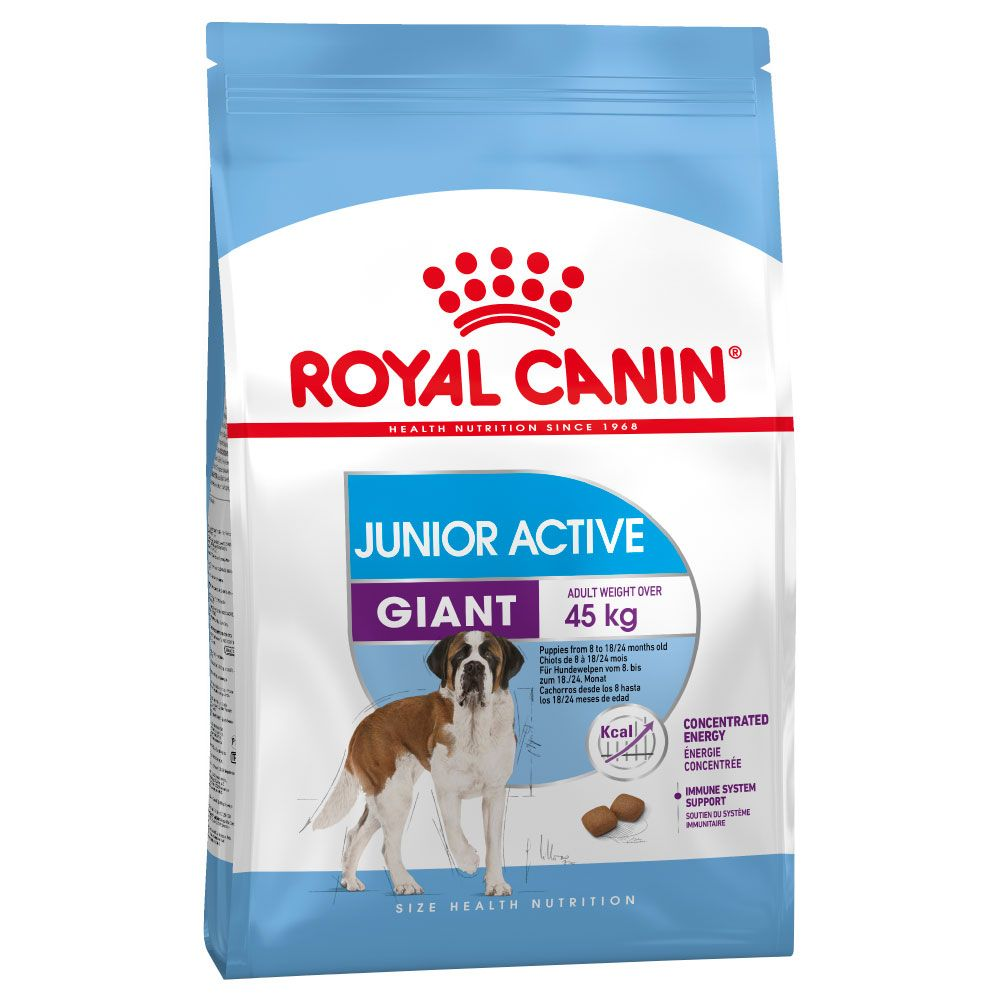 Royal Canin Giant Junior Active - Ekonomipack: 2 x 15 kg