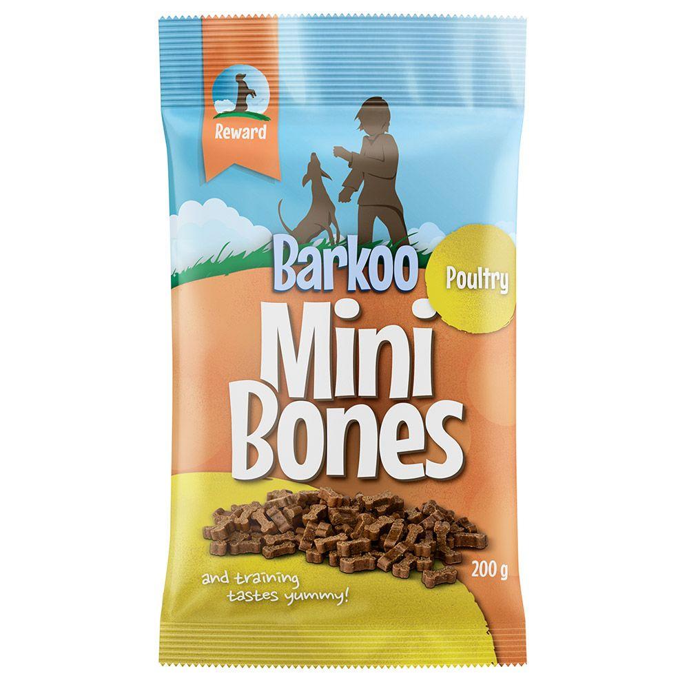 Barkoo Mini Bones (pol-vlažni) 200 g - Z vampi