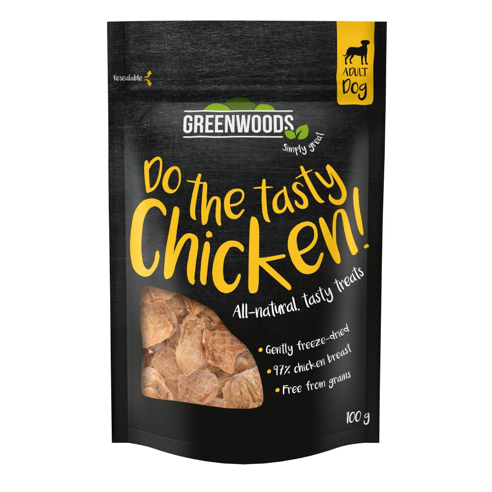 Image of Greenwoods Nuggets Pollo - Set %: 2 x 100 g