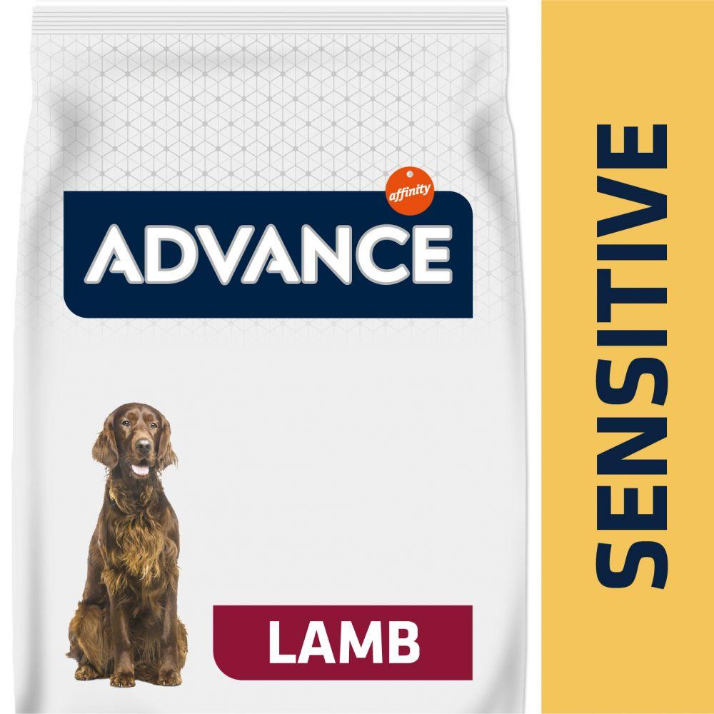 Advance Adult Sensitive cordero y arroz -12 kg