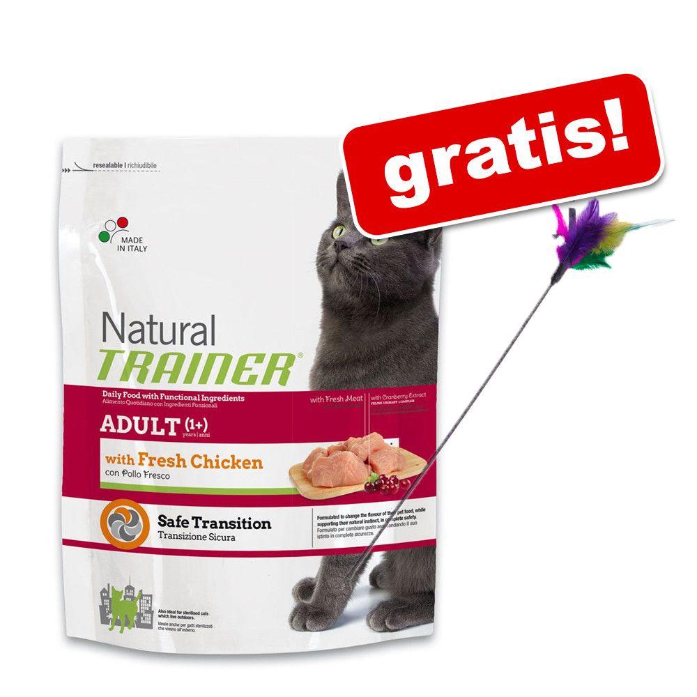 Image of 7,5 kg Trainer Natural + Cannetta gratis! - Sterilised con Salmone