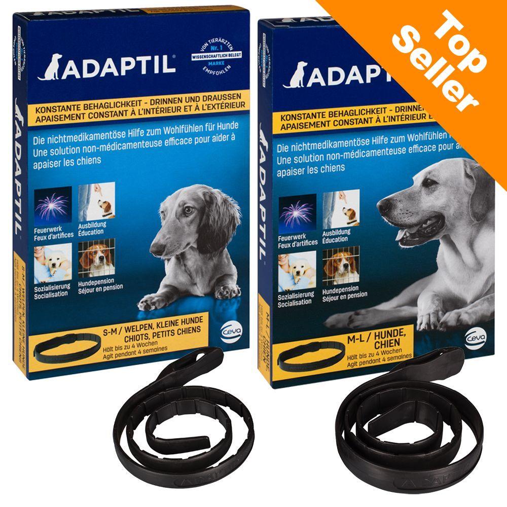 Image of Collare calmante per cani Adaptil - Lungh. 45 cm (per cuccioli e cani piccoli)