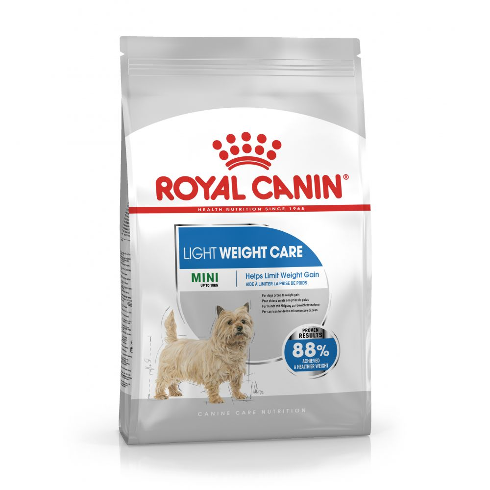 Royal Canin Mini Light Weight Care - Economy Pack: 2 x 8kg