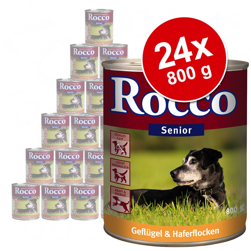 Megapakiet Rocco Senior,