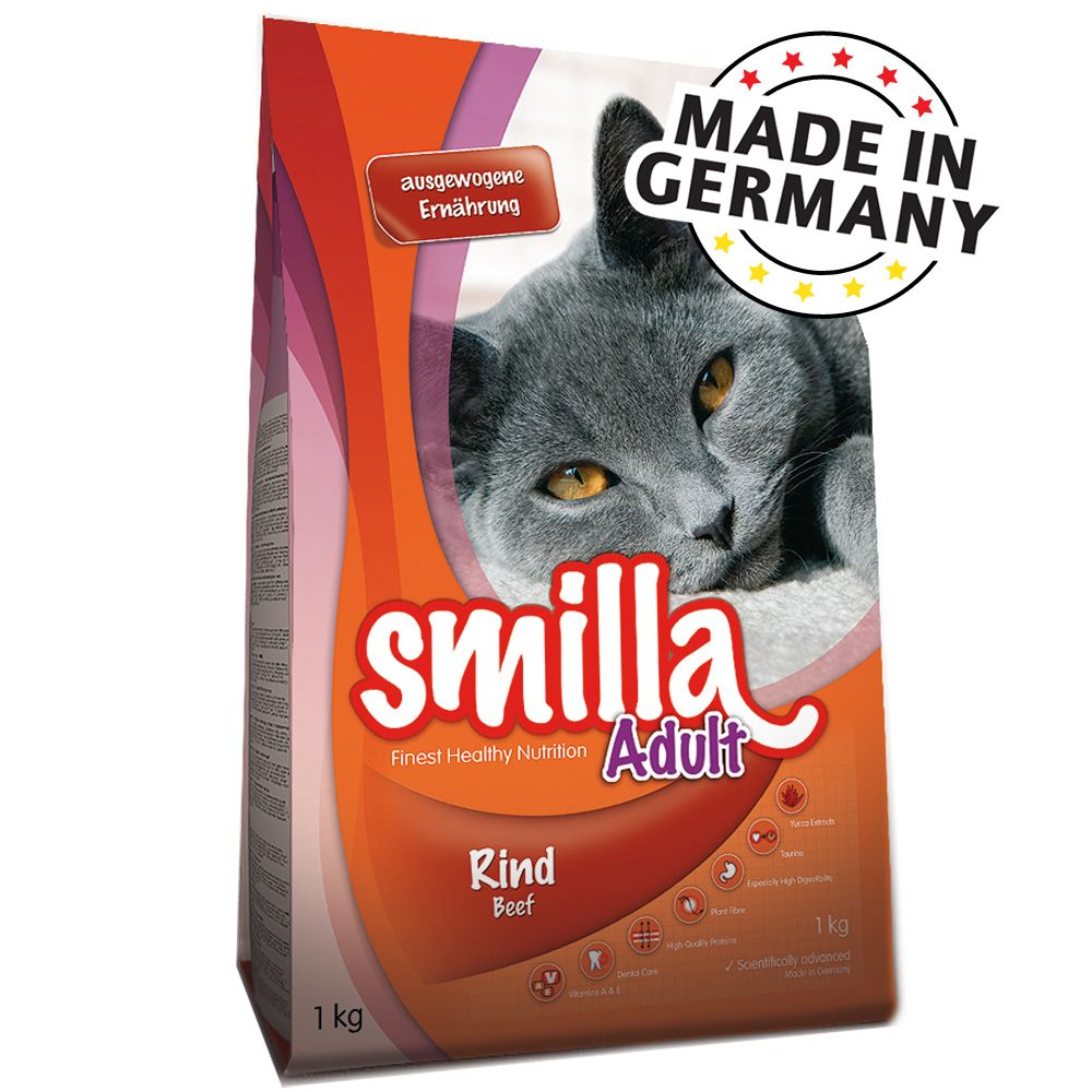 Chat Croquettes ★ Smilla Croquettes Smilla pour chat adulte