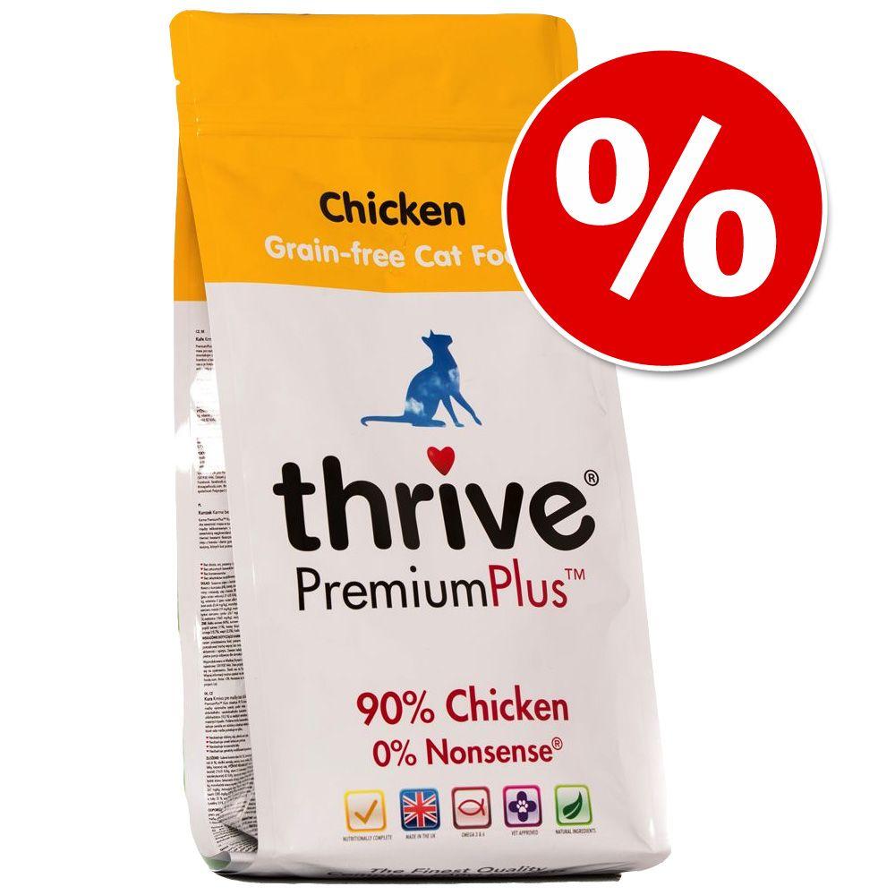 1,5 kg Thrive PremiumPlus zum Probierpreis! - Lachs und Hering