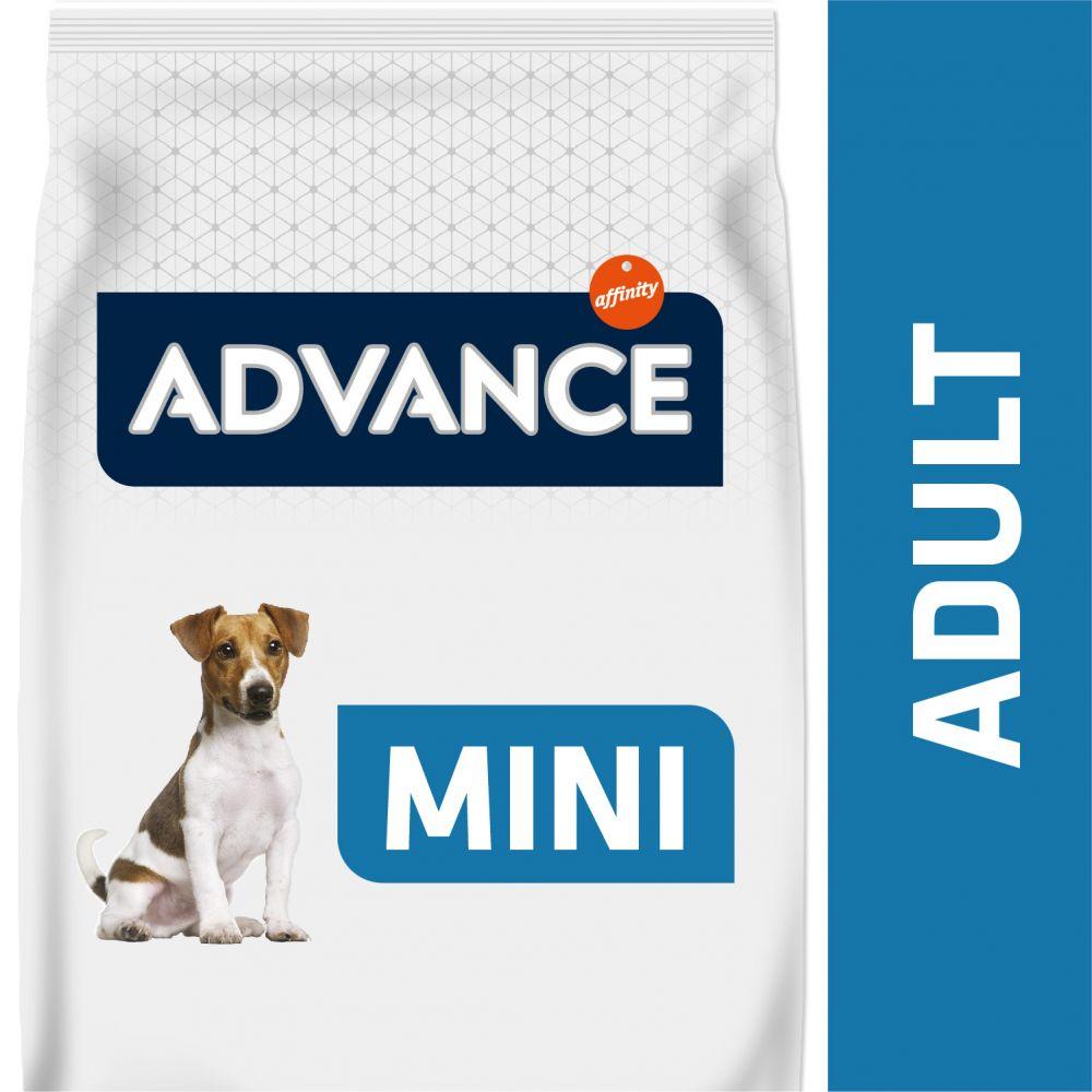 2x7,5kg Mini Adult Advance - Croquettes pour chien