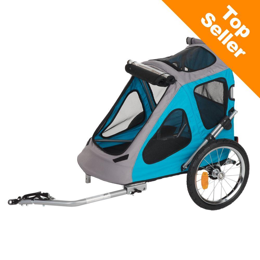 Cykeltrailer Smart - L 123 x B 71 x H 105 cm / op til 30 kg