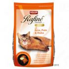 Rafiné Cross duck turkey & chicken cat food is a crispy alternative to moist cat food. High in value and packed full of meat these concentrated and ...