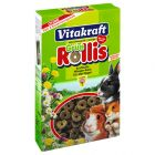 INOpets.com Anything for Pets Parents & Their Pets Vitakraft Green Rollis - 500g