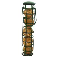 Bird Fat Ball Feeder - 3 Feeders each with 5 Fat Balls