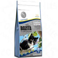 Bozita Feline Outdoor & Active Kattenvoer Dubbelpak 2 x 10 kg