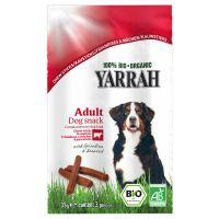 Yarrah Organic Dog Chew Sticks - Saver Pack: 3 x 33g