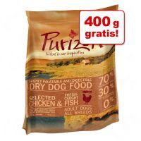 2 kg + 400 g gratis! 2,4 kg purizon - - adult pesce.