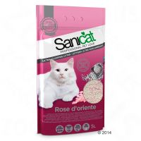 Sanicat Rose D'Oriente Kattenbakvulling 5 l