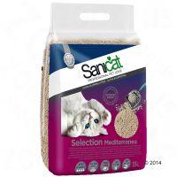 Sanicat Selectie Mediterraan Kattenbakvulling 15 l