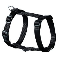 Hunter Vario Rapid Ecco Sport Harness - Black - Size M: 45-76cm chest circumference