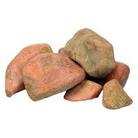 Freak Rock - Aquarium Decoration - 60 cm Set: 4 natural stones approx. 7 kg