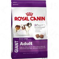 Royal canin giant adult - - 15 kg + 3 kg gratis!.