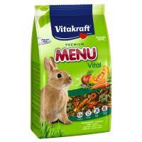 Vitakraft Menu Vital for Dwarf Rabbits - Economy Pack: 2 x 5kg